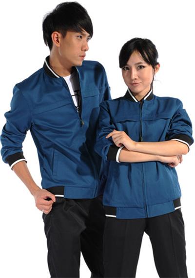纯棉工作服-09
