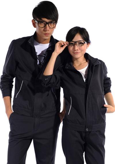 黑色工作服-29