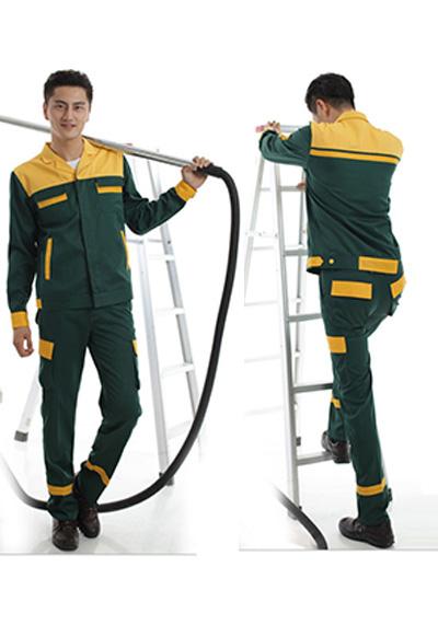 黄绿工作服-31