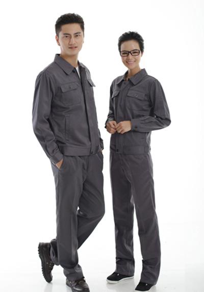 灰色工作服-33