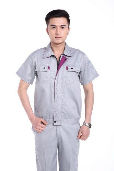 工装短袖39