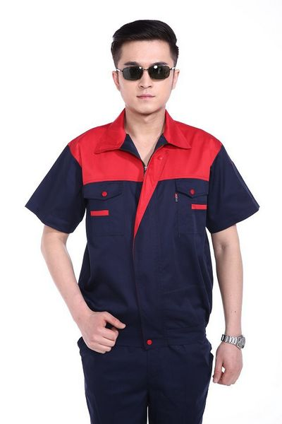工装短袖36