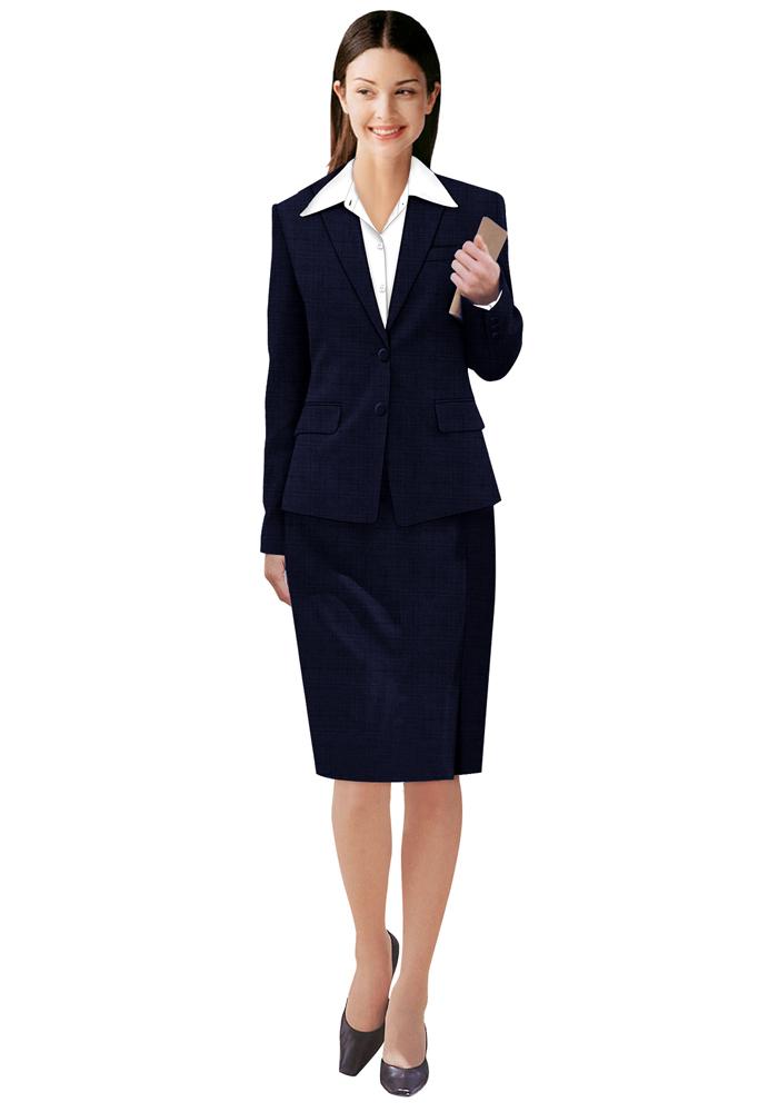 西服订制:女士正装订做