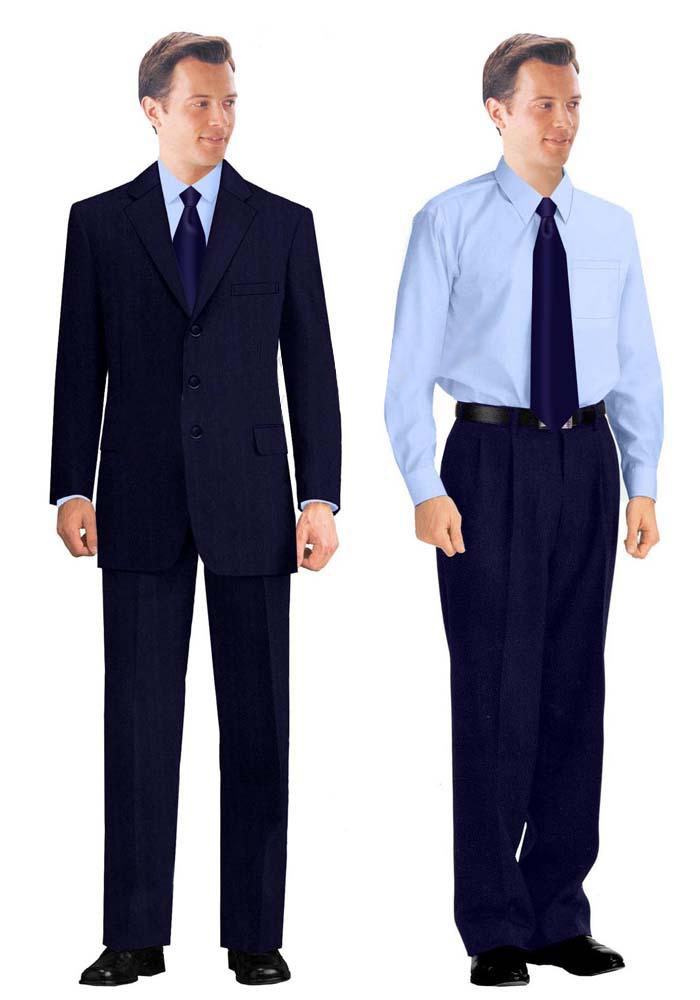 订制西服 :管理西服