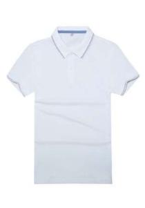 怎样防止定制Polo衫的领口变形?
