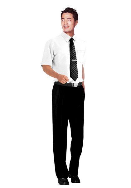 如何把白衬衫穿出范儿,让自己成为摩登达人