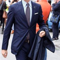西装对于男士的到底有多重要