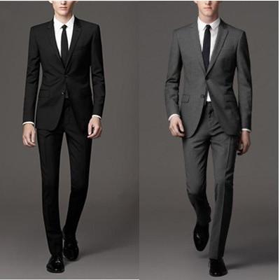 想要个人魅力加分,男士西装搭配方案不可错过