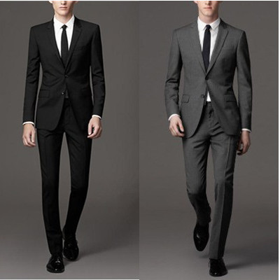 西装是展现男士魅力的必备单品