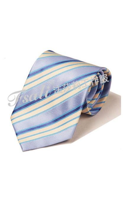 100%桑蚕丝 斜纹领带