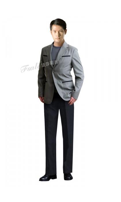 男士时尚西装