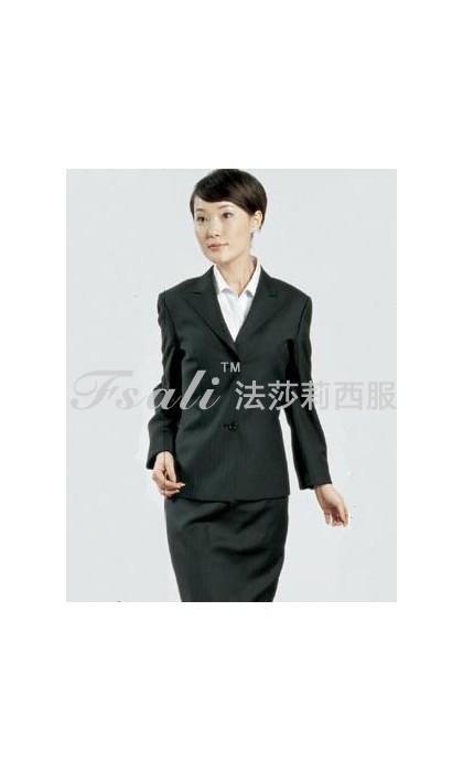 企业女士正装西服