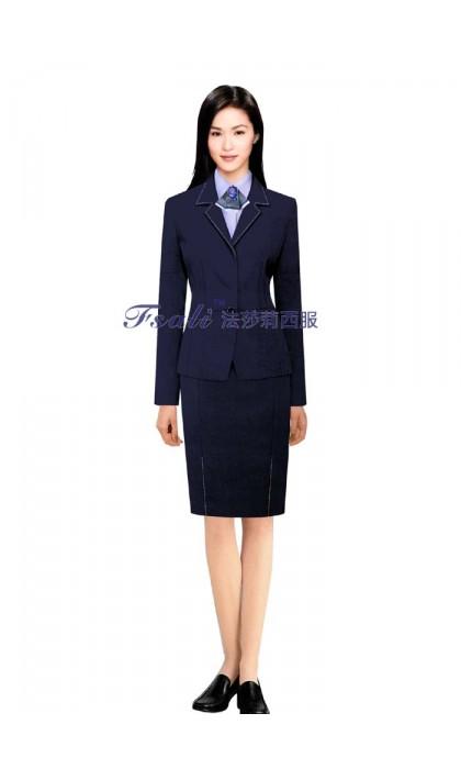 女西服职业套装